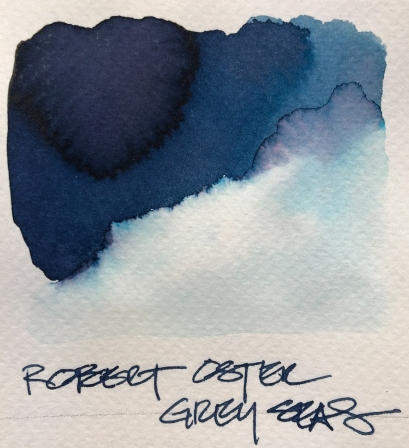 W19 9 INK ROBERT OSTER GREY SEAS-7112