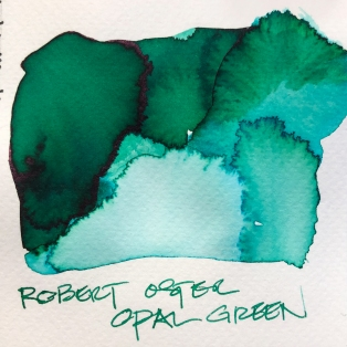 W19 9 INK ROBERT OSTER OPAL GREEN-7068
