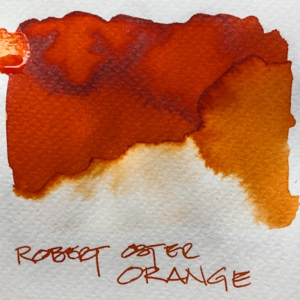 W19 9 INK ROBERT OSTER ORANGE-7269