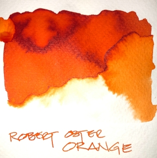 W19 9 INK ROBERT OSTER ORANGE-7271