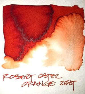 W19 9 INK ROBERT OSTER ORANGE ZEST-7273