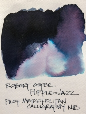 W19 9 INK ROBERT OSTER PURPLE JAZZ-7038