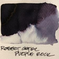 W19 9 INK ROBERT OSTER PURPLE ROCK-7030