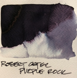 W19 9 INK ROBERT OSTER PURPLE ROCK-7030