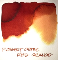 W19 9 INK ROBERT OSTER RED ORANGE-7279