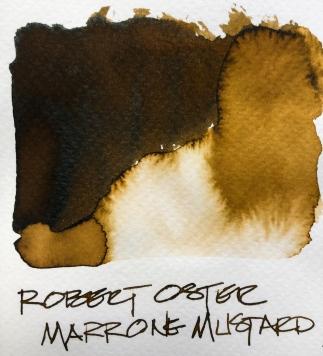 W19 ROBERT OSTER MARRONE MUSTARD-7351