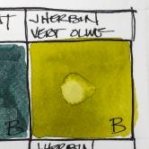 W19 1 INK GREEN-8264