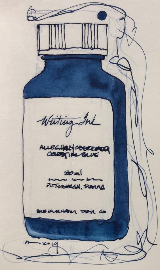 W19 6 10 NOST BIRMINGHAM CELESTIAL BLUE INK-4973