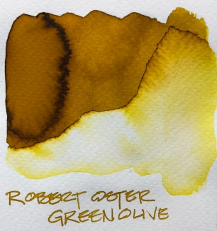 W19 9 INK ROBERT OSTER GREEN OLIVE-7075