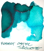 W19 9 INK ROBERT OSTER TURQUOISE-7108