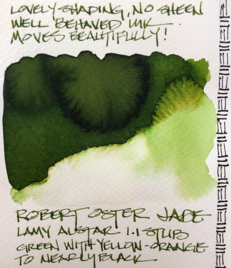 W19 INK ROBERT OSTER JADE-4477