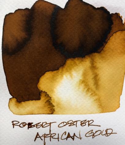 W19 ROBERT OSTER AFRICAN GOLD-7348
