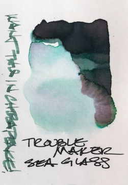 W20 1 18 NOST INK TROUBLEMAKER-SEA GLASS