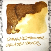W20 INK DIAMINE GOLDEN SANDS-3293
