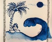W20 INK PENBBS HYACINTH MACCAW-3250