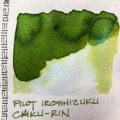 W20 INK PILOT IROSHIZUKU CHIKU-RIN-3233