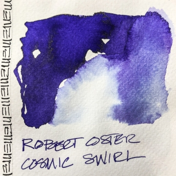 W20 INK ROBERT OSTER COSMIC SWIRL-3223