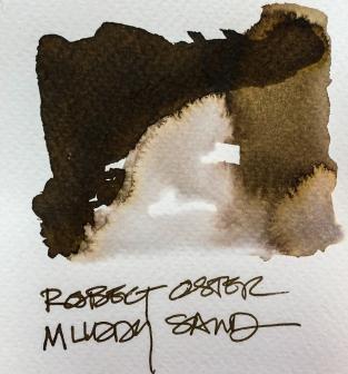W20 INK ROBERT OSTER MUDDY SAND-3174