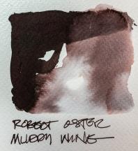 W20 INK ROBERT OSTER MUDDY WINE-3190