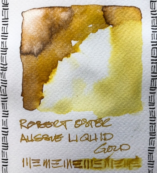 W20 7 ROBERT OSTER AUSSIE LIQUID GOLD INK-0171