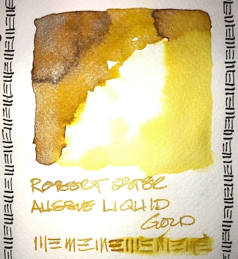 W20 7 ROBERT OSTER AUSSIE LIQUID GOLD INK-0174