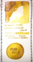 W20 7 ROBERT OSTER AUSSIE LIQUID GOLD INK-0359