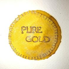 W20 7 ROBERT OSTER AUSSIE LIQUID GOLD INK-0368