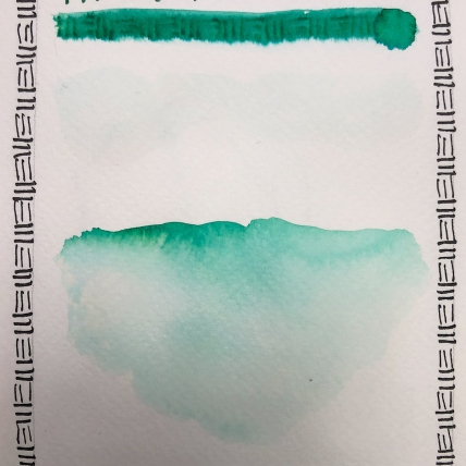 W20 7 ROBERT OSTER EMERALD INK-1273 SQ