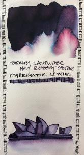 W20 7 ROBERT OSTER SYDNEY LAVENDER INK-1375