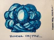W20 10 4 NOST INK BUDDHA-4321