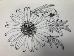 W20 10 5 NOST INK FLOWER-4268