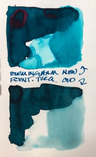 W20 10 24 BIRMINGHAM FOUNTAIN TURQ INK-4954