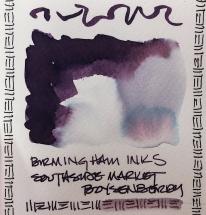 W21 1 BIRMINGHAM INK-6760