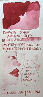 W21 5 ROBERT OSTER WHISPER RED-9255