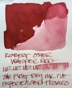 W21 5 ROBERT OSTER WHISPER RED-9257