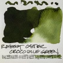W21 4 INK RO CROCODILE GREEN-8700