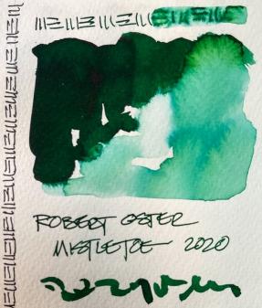 W21 4 INK RO MISTLETOE GREEN-8685