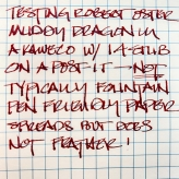W20 INK ROBERT OSTER MUDDY DRAGON-2379